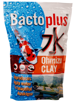 Bactoplus Ohmizu Clay 2,5l - Wasser wie in Japan